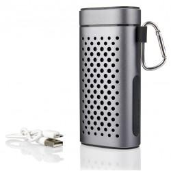 Mini Bluetooth nešiojama garso kolonėlė 9x + Išorinė baterija 4400mAh