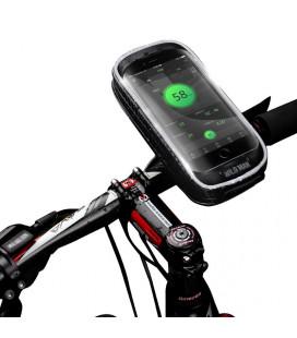 """Juodas universalus telefonų laikiklis dviračiams """"Wildman Hardpouch XXS"""""""
