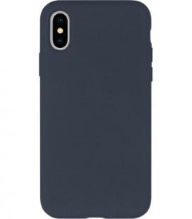 Dėklas Mercury Silicone Case Apple iPhone X/XS tamsiai mėlynas