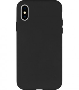 Dėklas Mercury Silicone Case Apple iPhone 11 juodas