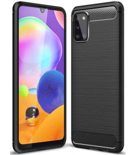 """Juodas dėklas Samsung Galaxy A31 telefonui """"Tech-Protect"""""""
