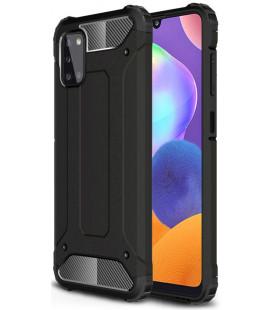 """Juodas dėklas Samsung Galaxy A31 telefonui """"Tech-Protect Xarmor"""""""