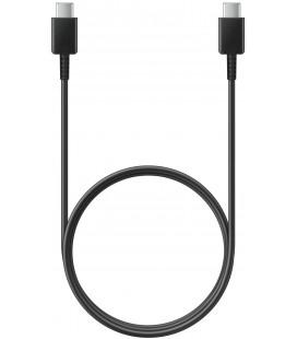 """Originalus juodas Samsung 1m Type-C - Type-C laidas """"EP-DN970BBE"""""""