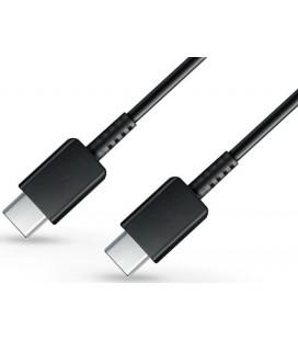 """Originalus juodas Samsung 1m Type-C - Type-C laidas """"EP-DG980BBE"""""""