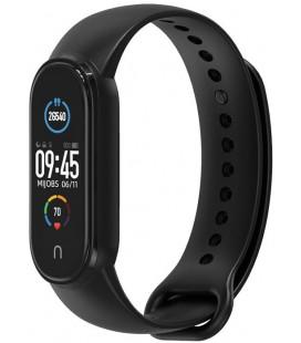 """Juoda apyrankė Xiaomi Mi Smart Band 5 laikrodžiui """"Tech-Protect Iconband"""""""