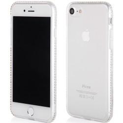 """Rausvai auksinės spalvos silikoninis dėklas Samsung Galaxy S6 Edge telefonui """"Mirror"""""""