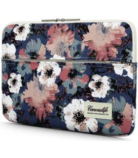 """Universalus krepšys nešiojamiems kompiuteriams 13-14"""" """"Canvaslife Sleeve Blue Camellia"""""""