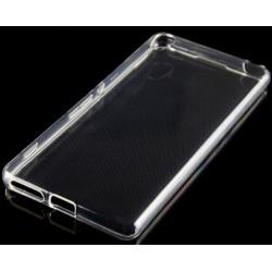 """Skaidrus silikoninis dėklas Mercury Goospery """"Jelly Case"""" Sony Xperia XA telefonui"""