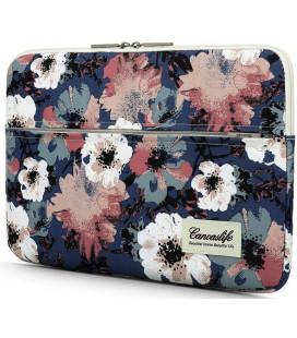 """Universalus krepšys nešiojamiems kompiuteriams 15-16"""" """"Canvaslife Sleeve Blue Camellia"""""""