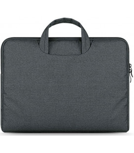 """Pilkas nešiojamo kompiuterio dėklas 15-16"""" """"Tech-Protect Briefcase"""""""