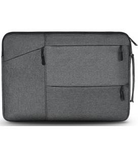 """Pilkas nešiojamo kompiuterio dėklas 14"""" """"Tech-Protect Pocket"""""""
