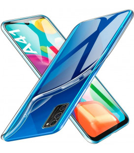 """Skaidrus dėklas Samsung Galaxy A31 telefonui """"Tech-Protect Flexair"""""""