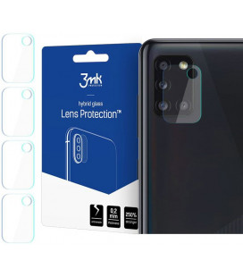 "Kameros apsauga Samsung Galaxy A31 telefonui ""3MK Lens Protection"""