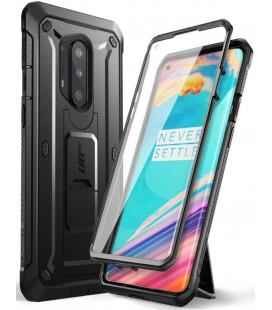 """Juodas dėklas Oneplus 8 Pro telefonui """"Supcase Unicorn Beetle Pro"""""""