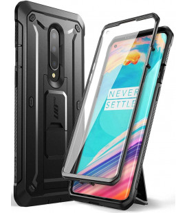 """Juodas dėklas Oneplus 8 telefonui """"Supcase Unicorn Beetle Pro"""""""
