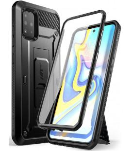 """Juodas dėklas Samsung Galaxy A71 telefonui """"Supcase Unicorn Beetle Pro"""""""