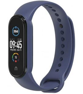 "Mėlyna apyrankė Xiaomi Mi Smart Band 5 laikrodžiui ""Tech-Protect Iconband"""