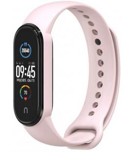 """Rožinė apyrankė Xiaomi Mi Smart Band 5 laikrodžiui """"Tech-Protect Iconband"""""""