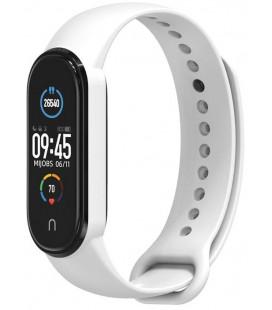 """Balta apyrankė Xiaomi Mi Smart Band 5 laikrodžiui """"Tech-Protect Iconband"""""""