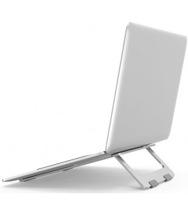 """Sidabrinės spalvos universalus stovas kompiuteriui """"Tech-Protect Stable"""""""