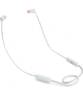 """Baltos belaidės ausinės """"JBL T110BT In Ear Bluetooth Headset"""""""