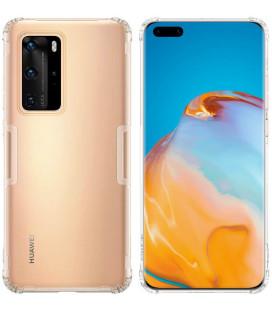 """Skaidrus dėklas Huawei P40 Pro telefonui """"Nillkin Nature"""""""