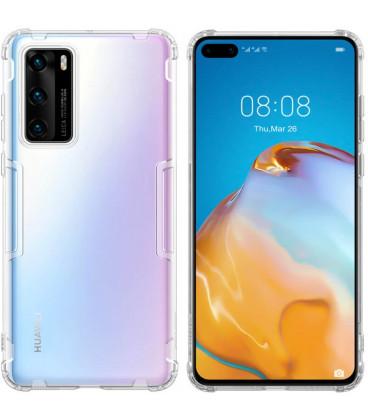 """Skaidrus dėklas Huawei P40 telefonui """"Nillkin Nature"""""""