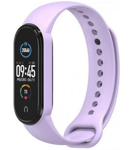 """Purpurinės spalvos apyrankė Xiaomi Mi Smart Band 5 laikrodžiui """"Tech-Protect Iconband"""""""