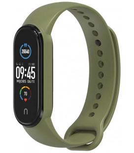 """Žalia apyrankė Xiaomi Mi Smart Band 5 laikrodžiui """"Tech-Protect Iconband"""""""