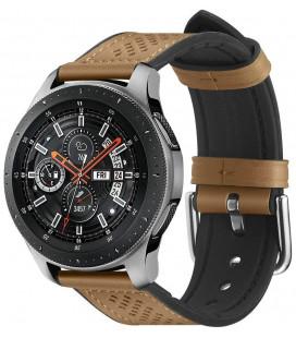 "Ruda apyrankė Samsung Galaxy Watch 46mm laikrodžiui ""Spigen Retro Fit Band"""