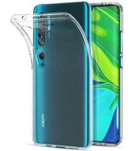 "Skaidrus dėklas Xiaomi Mi Note 10 / Note 10 Pro telefonui ""Mercury Goospery Pearl Jelly Case"""