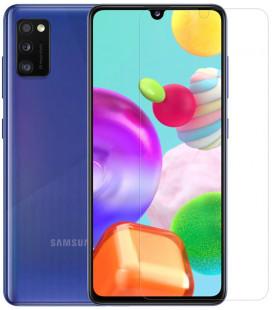 """Apsauginis grūdintas stiklas 0,2mm Samsung Galaxy A41 telefonui """"Nillkin Amazing H+ PRO"""""""
