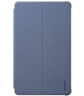 """Originalus mėlynas atverčiamas dėklas Huawei MetePad T8 planšetei """"Flip Case"""""""