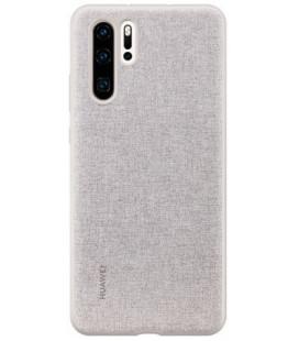 """Originalus pilkas dėklas Huawei P30 Pro telefonui """"PU Case Elegant"""""""