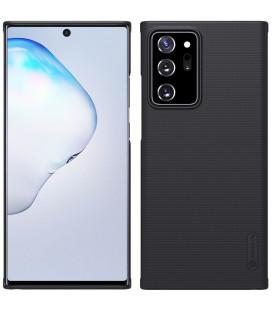 "Juodas dėklas Samsung Galaxy Note 20 Ultra telefonui ""Nillkin Frosted Shield"""
