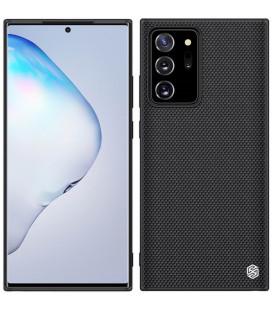 "Juodas dėklas Samsung Galaxy Note 20 Ultra telefonui ""Nillkin Textured Hard Case"""