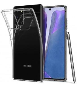 "Skaidrus dėklas Samsung Galaxy Note 20 telefonui ""Spigen Liquid Crystal"""