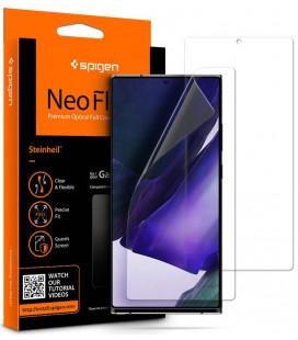 "Apsauginės ekrano plėvelės Samsung Galaxy Note 20 Ultra telefonui ""Spigen Neo Flex HD"""