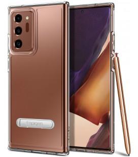 "Skaidrus dėklas Samsung Galaxy Note 20 Ultra telefonui ""Spigen Ultra Hybrid S"""