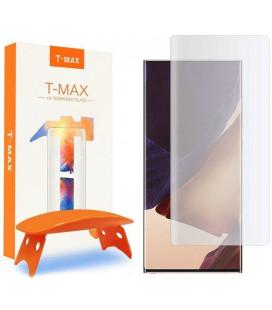 """Apsauginis grūdintas stiklas Samsung Galaxy Note 20 Ultra telefonui """"T-Max UV"""""""