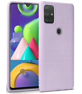 """Violetinis dėklas Samsung Galaxy M31 telefonui """"Tech-protect Icon"""""""