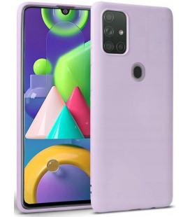 """Violetinis dėklas Samsung Galaxy A21S telefonui """"Tech-protect Icon"""""""