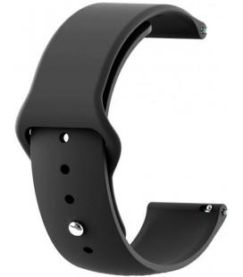 "Juoda apyrankė Huawei Watch GT laikrodžiui ""Tactical 450 Silicone Band"""