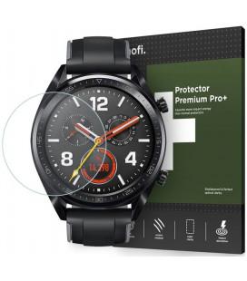 """Apsauginis grūdintas stiklas Huawei Watch GT laikrodžiui """"HOFI Glass Pro+"""""""