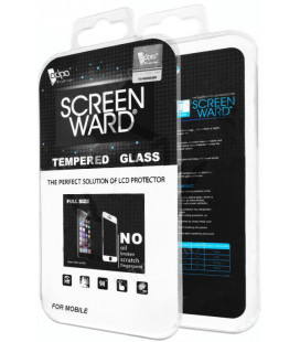 """LCD apsauginis grūdintas stikliukas Xiaomi Redmi Note 9 telefonui """"Adpo"""""""