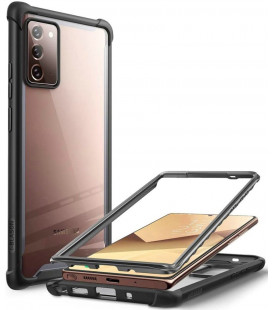 """Juodas dėklas Samsung Galaxy Note 20 telefonui """"Supcase IBLSN ARES"""""""