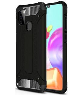 """Juodas dėklas Samsung Galaxy M31 telefonui """"Tech-Protect Xarmor"""""""