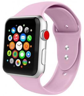 """Violetinė apyrankė Apple Watch 1/2/3/4/5/6 (42mm/44mm) laikrodžiui """"Tech-Protect Iconband"""""""