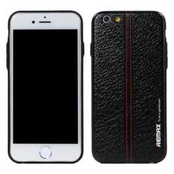 """Juodas dėklas Apple iPhone 7 telefonui """"Remax Gentleman"""""""