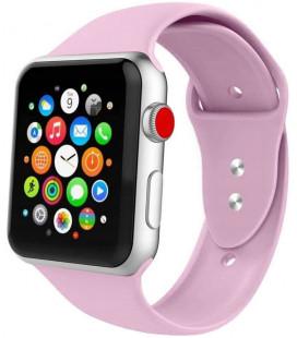 """Violetinė apyrankė Apple Watch 1/2/3/4/5/6 (38mm/40mm) laikrodžiui """"Tech-Protect Iconband"""""""